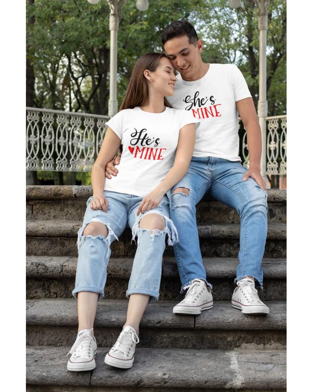 Тениски за двойки- Mine