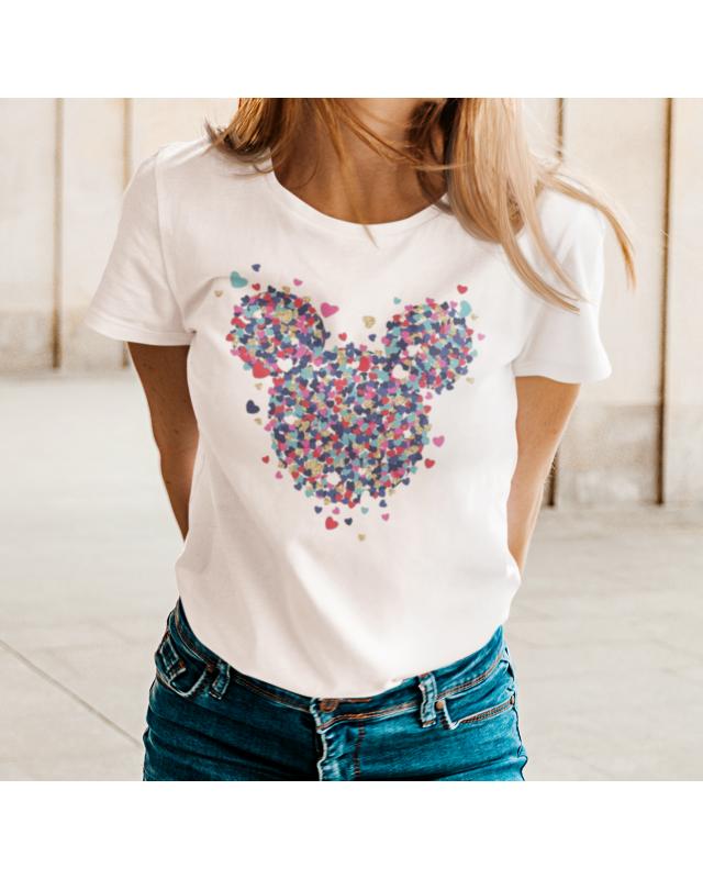 Тениска- Mickey Love