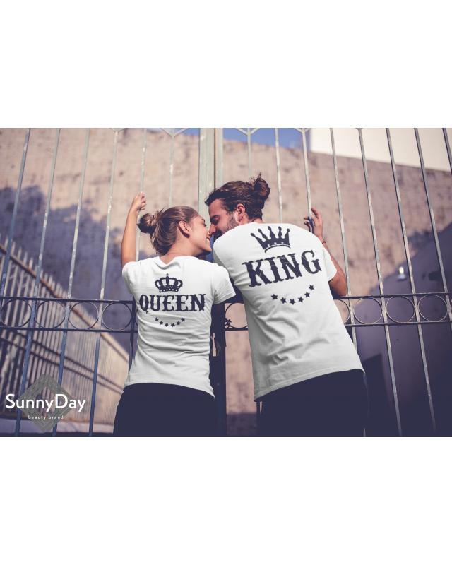 Тениски за двойки- Крал и Кралица NEW