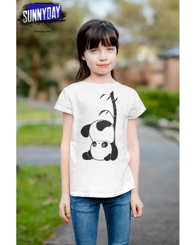 Детска тениска- Панда