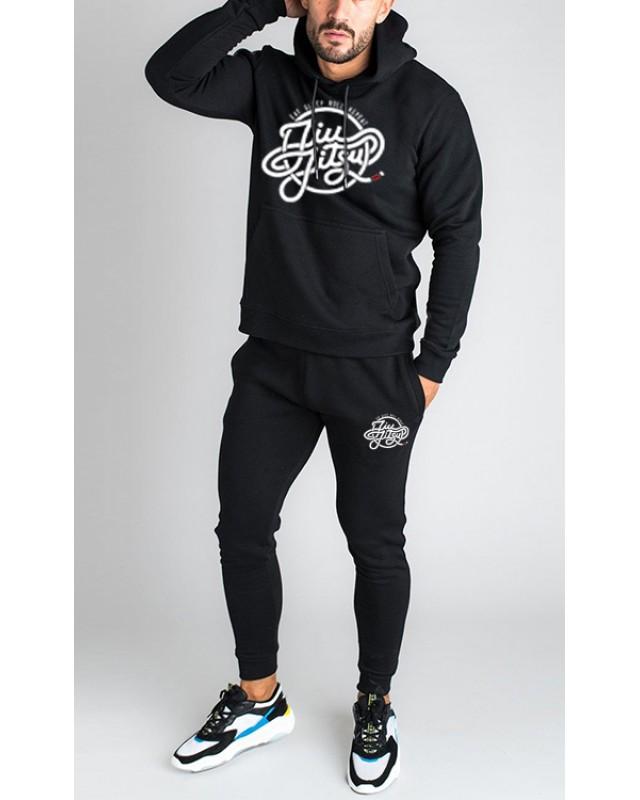 Черен екип - Jiu jitsu