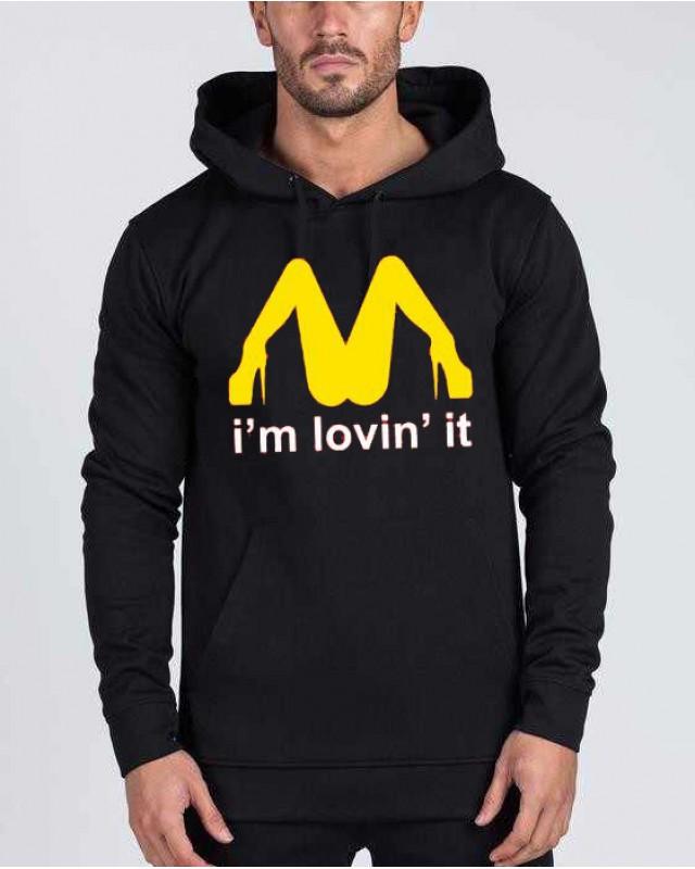 I' im lovin' it
