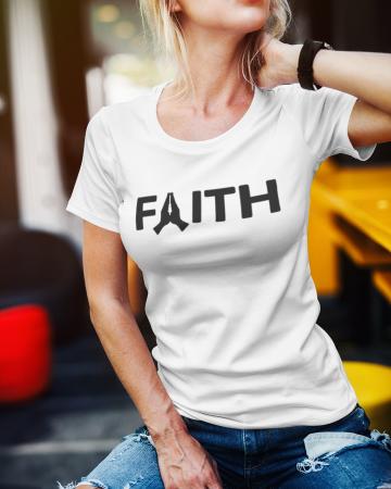 Тениска- Faith