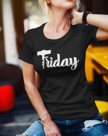 Тениска- Friday