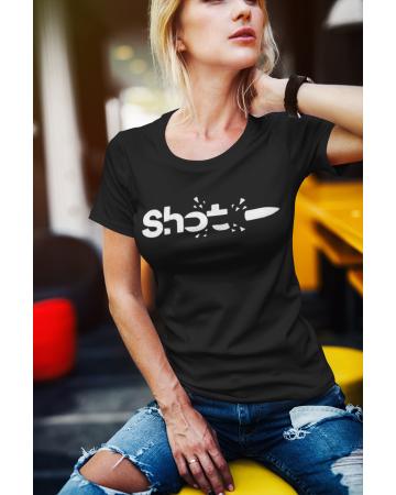 Тениска- Shot