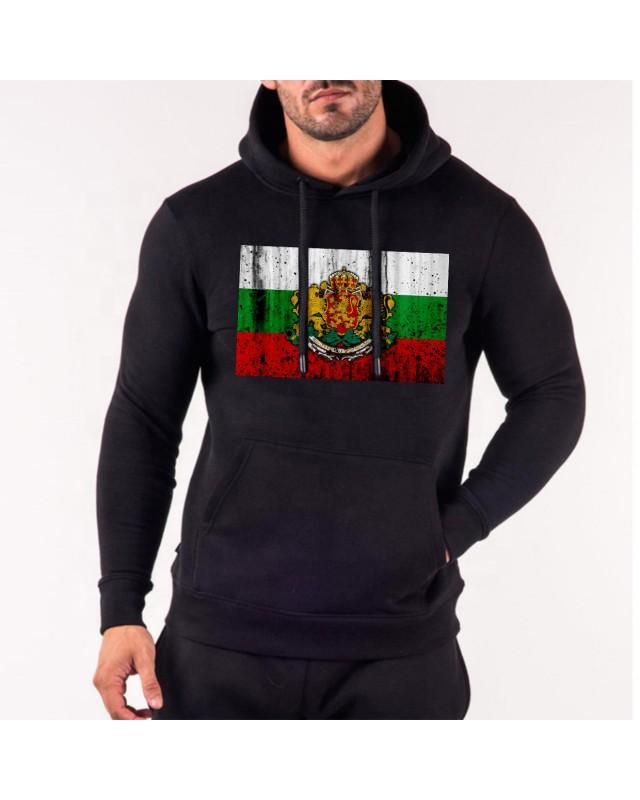 Черен суичър - България