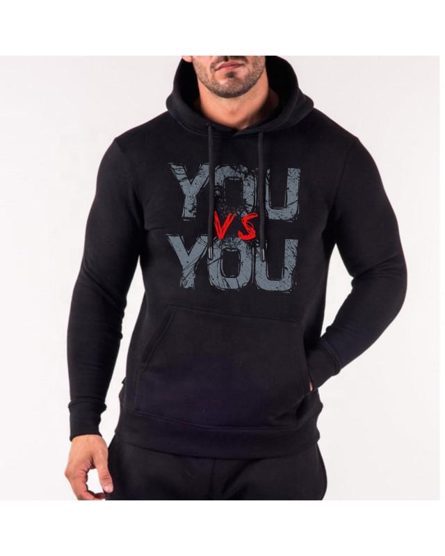 Черен суичър - You vs You