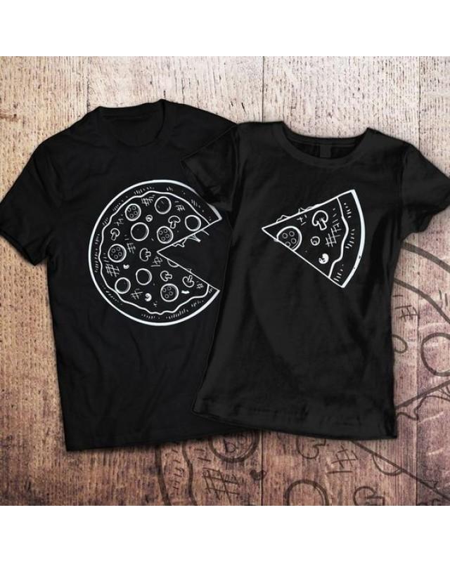 Тениски за двойки - Pizza