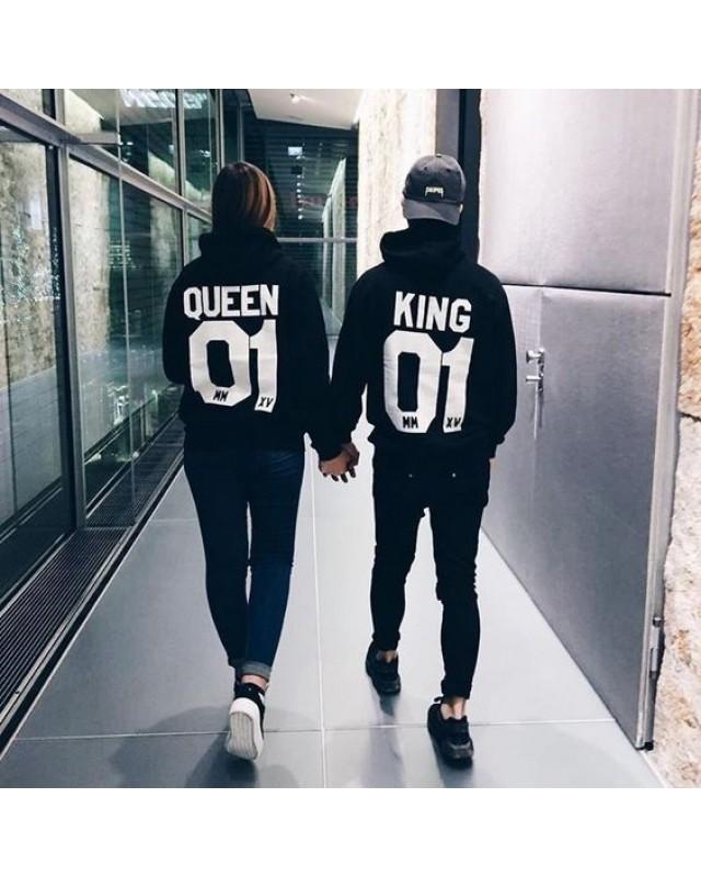 Суичъри за двойки - King & Queen