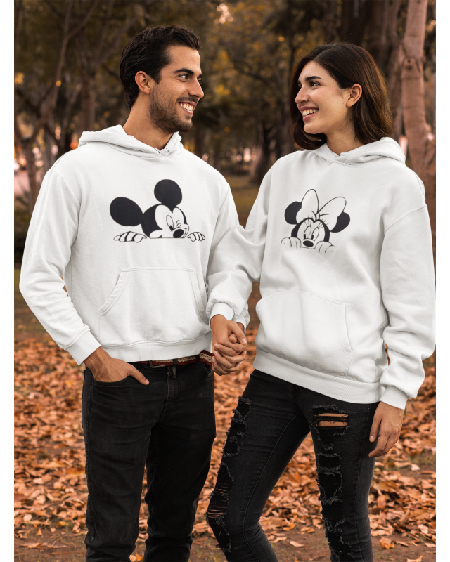 Суичъри за двойки- Mickey & Minnie