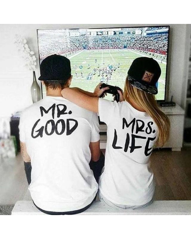 Тениски за двойки - Good Life