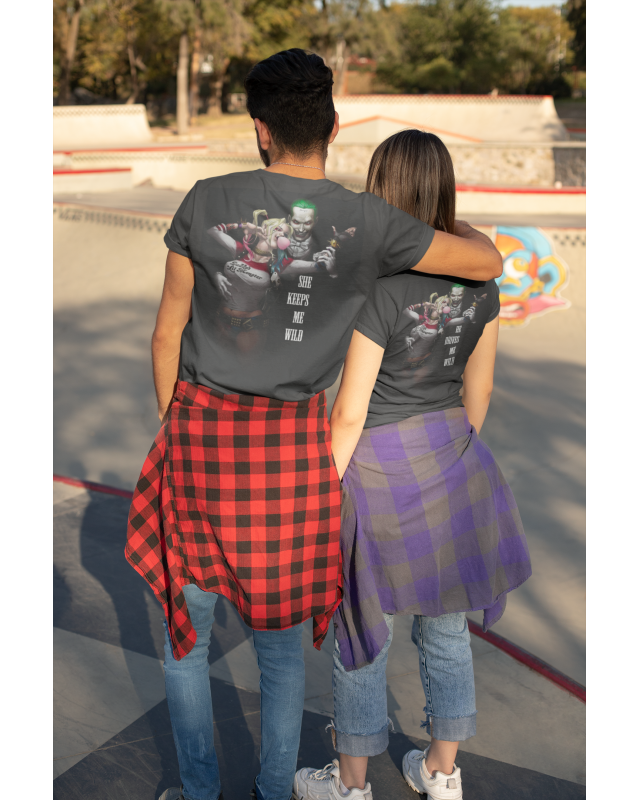 Тениски за двойки- Wild