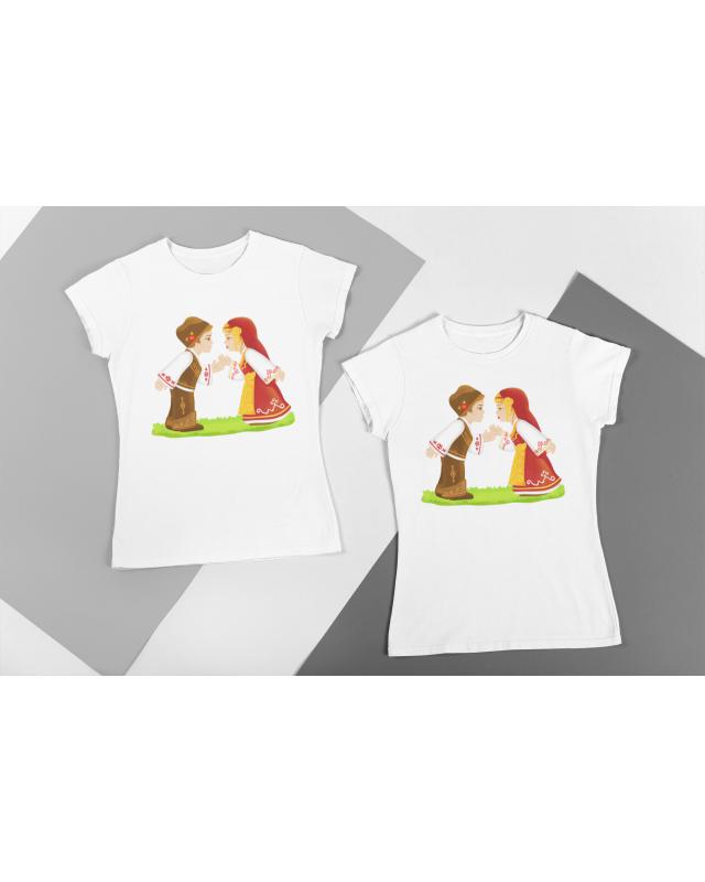 Тениски за двойки- Юнак и мома