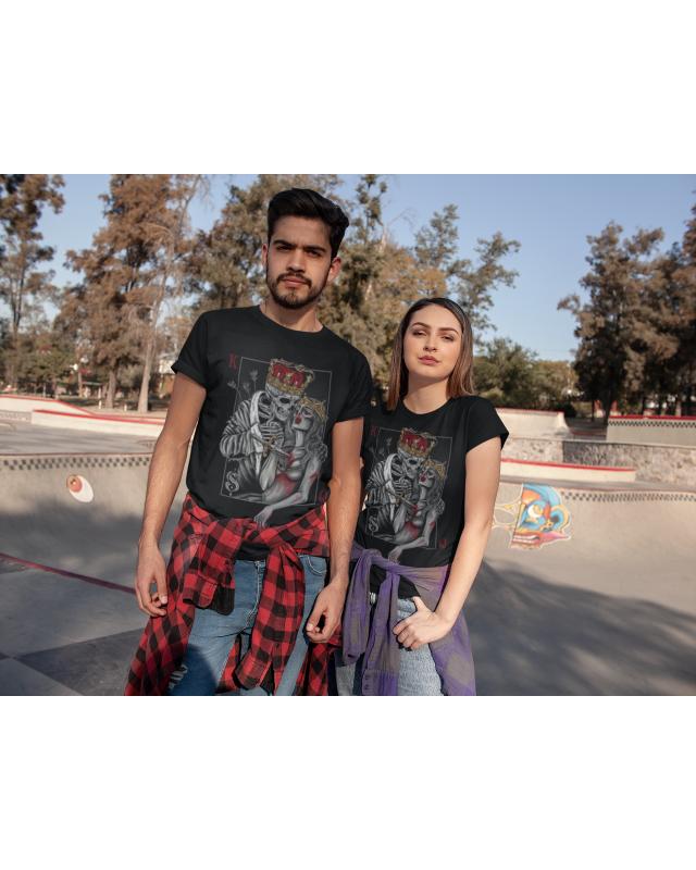 Тениски за двойки- K&Q