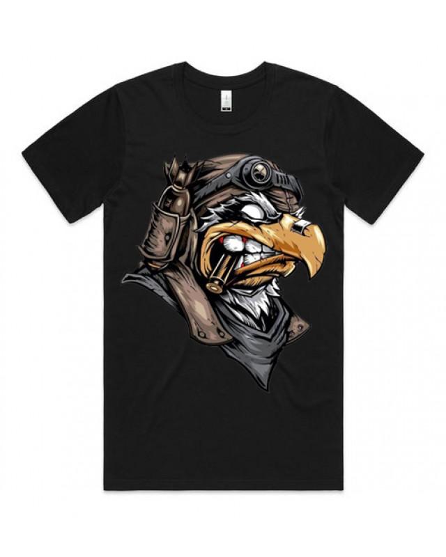 Черна Тениска - Орел