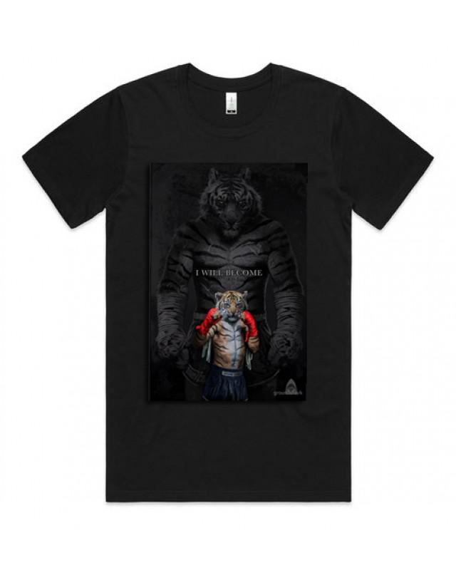 Черна Тениска - I will become