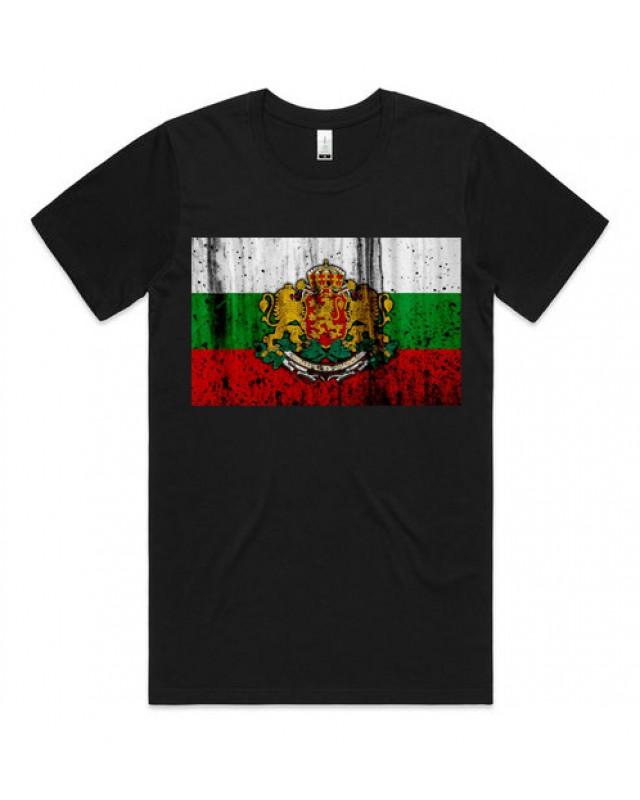 Черна тениска - България