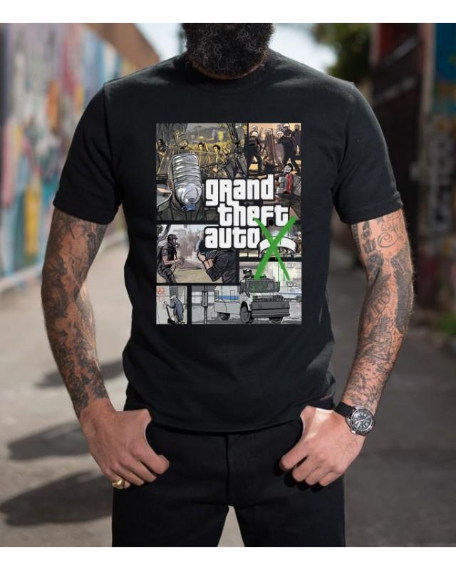 Тениска- GTA