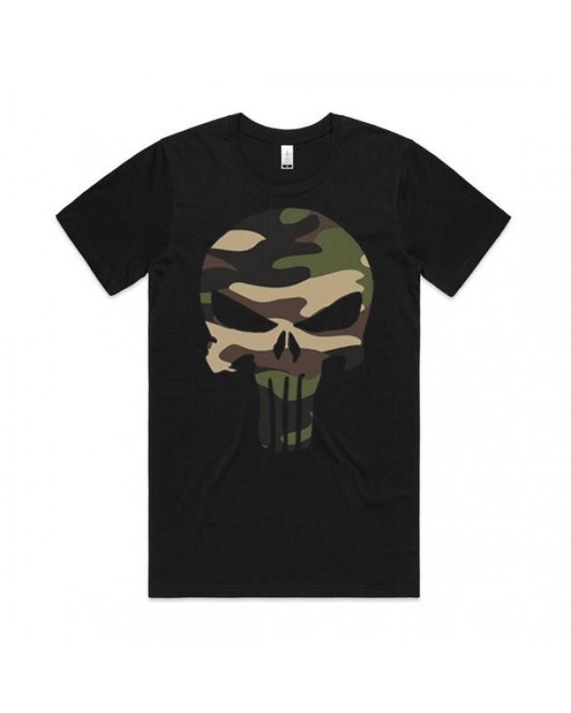 Тениска - Camuflage Punisher