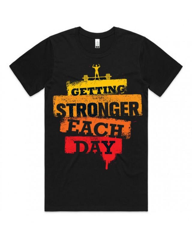 Тениска- Getting Stronger