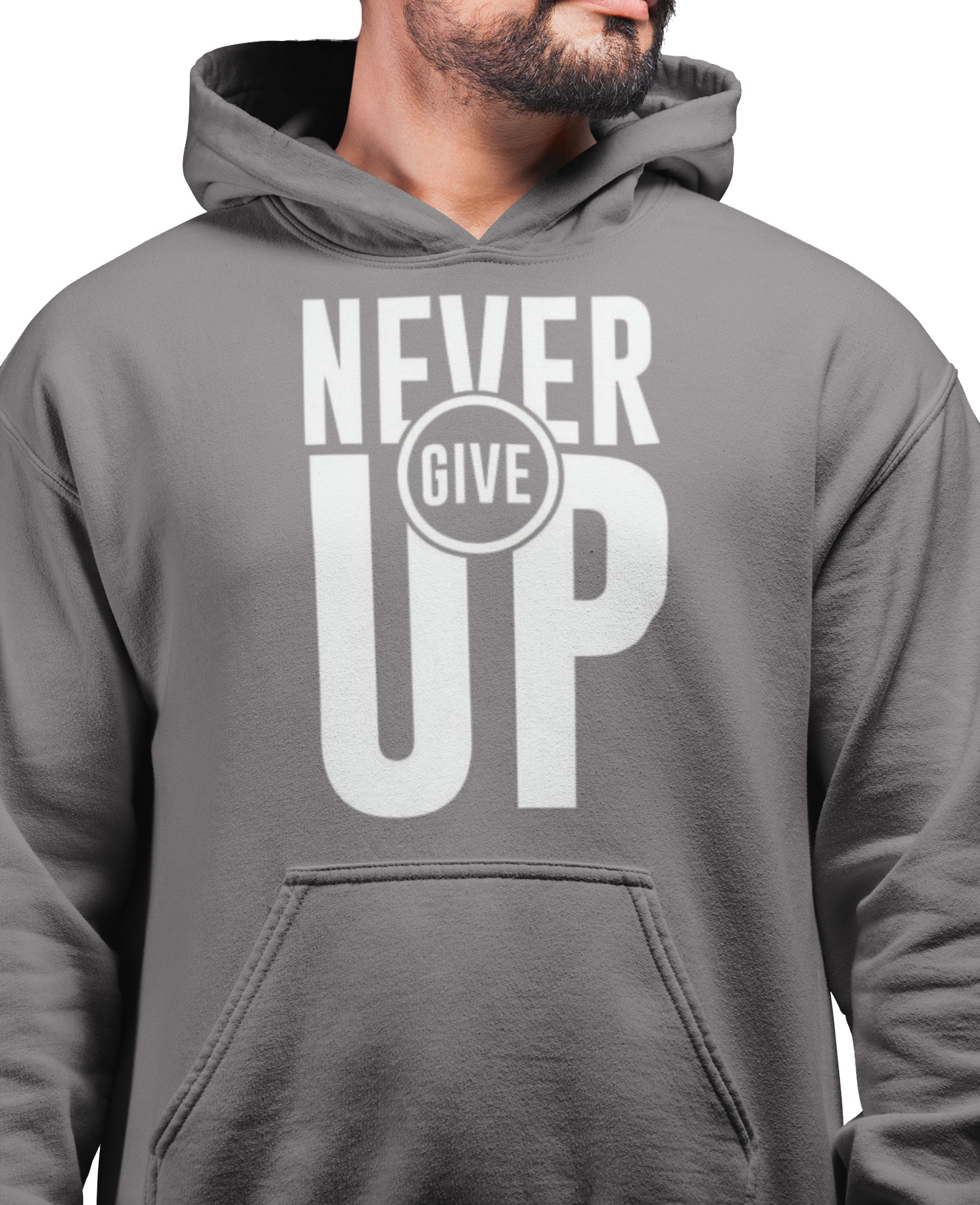 Суичър- Never Give Up